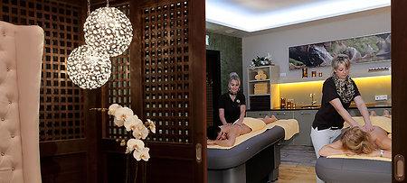 Firstclass Hotel Bayern - Massagen