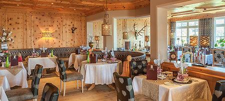 Firstclass Hotel Bayern - Restaurantstube