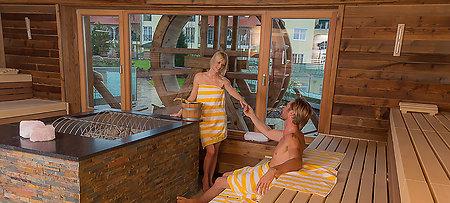 5-Sterne Firstclass Hotel Bayern - Sauna