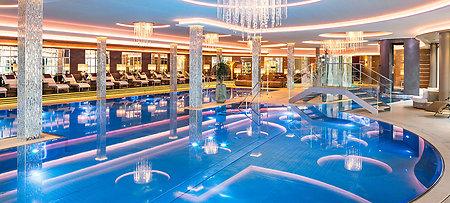 Firstclass Hotel Bayern mit Erlebnis-Hallenbad